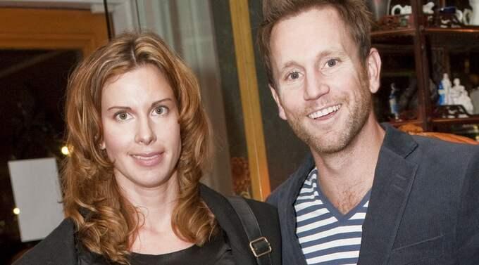 Karin och Peter Jihnde har fått sitt tredje barn. Foto: Pavel Maira