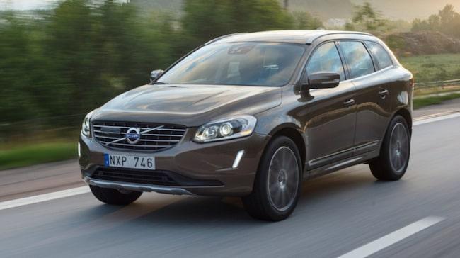 <span>Volvo återkallar 59 000 bilar.<br></span>