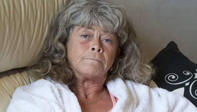 Annie Svedin Olsson blev hemskickad från sjukhuset i Falun - trots att hon grät, bönade och bad om hjälp mot smärtorna. Foto: Ulf Palm