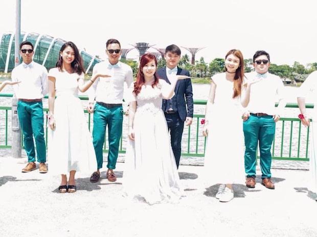 Betalade 18 000 kronor för misslyckade bröllopsfoton