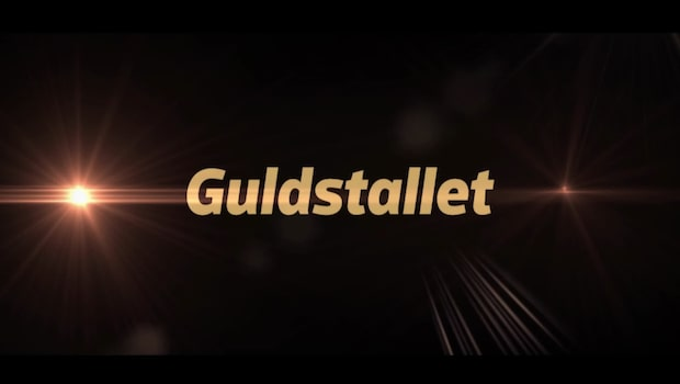 Guldstallet är tillbaka