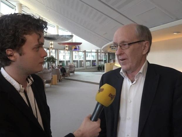 K-G Bergström om Centerpartiet och Liberalernas beslut