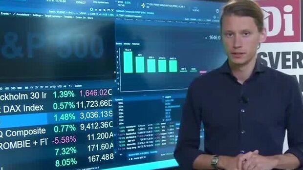 Marknadskoll: Börsen fortsatt upp - AAK i topp