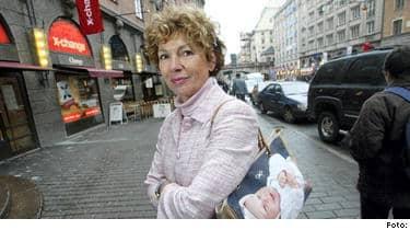 Amelia Adamo är oense med SEB:s vd Annika Falkengren om varför Falkegren hoppade av en intervju.