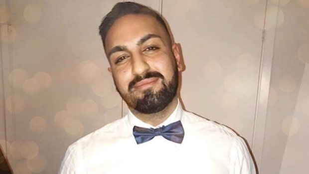 I dag begravdes Shayan Gaff – mördades av misstag