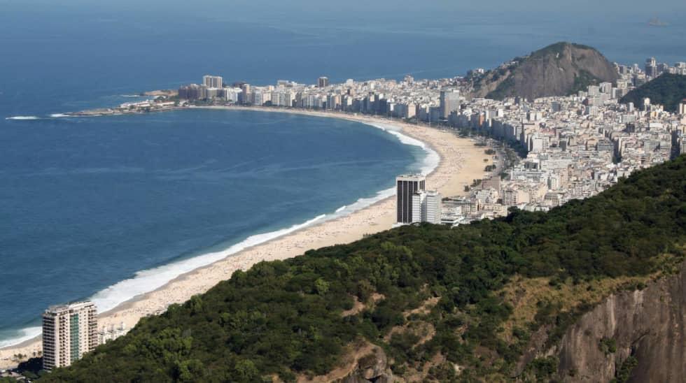 Hans Thulin lever i ett exklusivt bostadsområde i Rio de Janeiro i Brasilien. Foto: Wikimedia