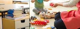 Över 1 500 inom förskolan går ut i gemensamt upprop
