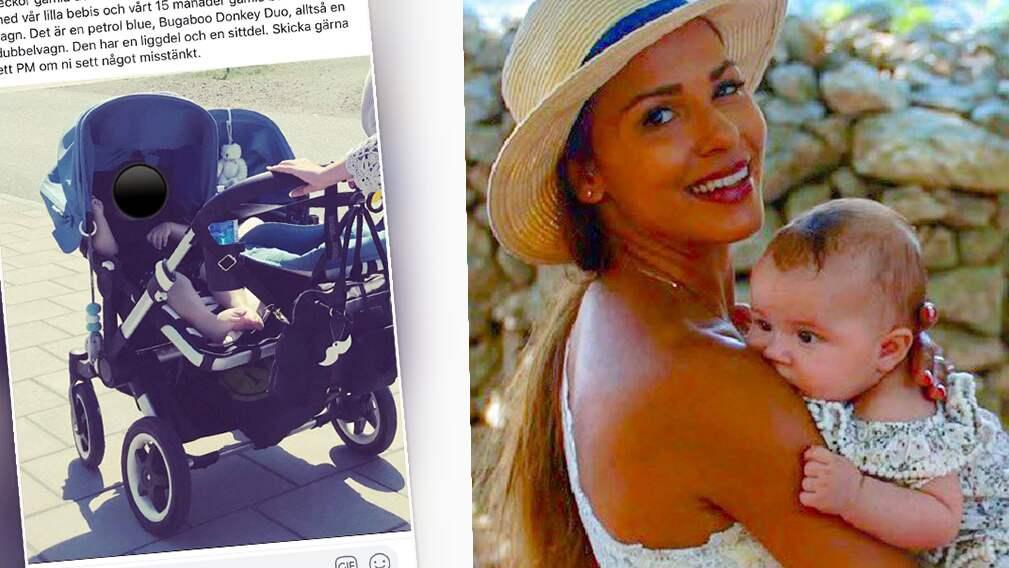 De hittade sin stulna barnvagn – på Blocket
