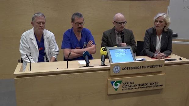 Corona fall i Göteborg – varit i norra Italien