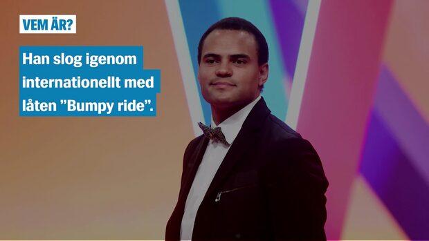 Vem är Mohombi Melodifestivalen 2019 deltagare