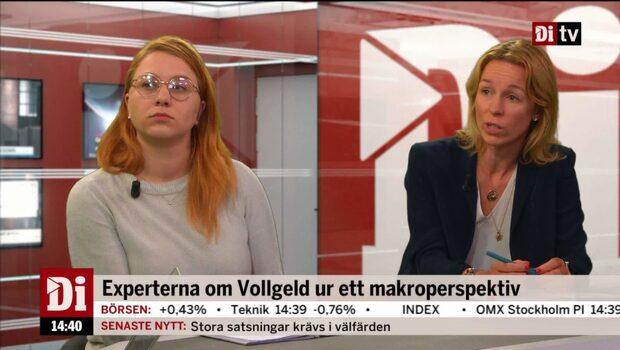Ekonomistudion 11 juni – nej till radikalt bankförslag i Schweiz