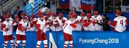 Ryssland till final –  efter fula smällen