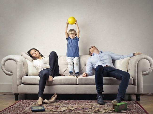 Finns barn eller djur i huset kan det vara smart att tänka på att välja ett slitstarkt tyg.