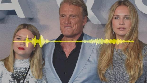 Här berättar Ida Lundgren om Dolph Lundgrens nya kärlek