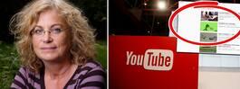Experten: Youtubes algoritmer olämpliga