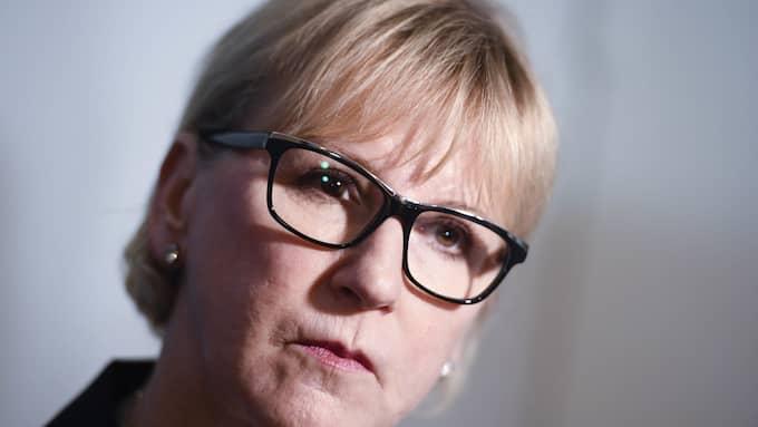 Margot Wallström (S). Foto: MAJA SUSLIN/TT