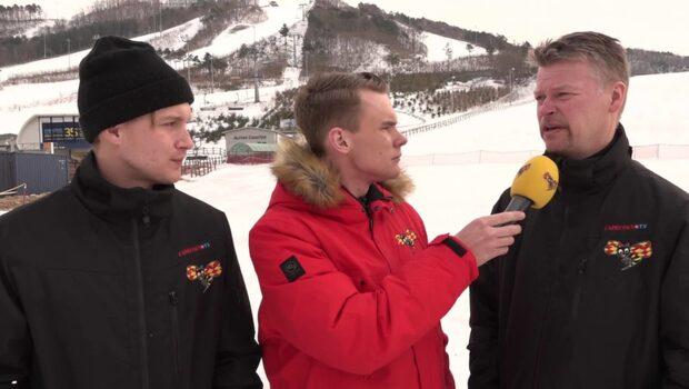 "Skidsnack: ""Norge borde vara livrädda"""
