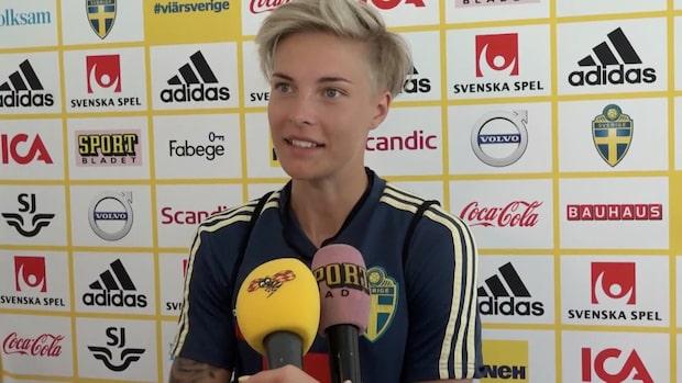 """Lina Hurtig: """"Farligt kontringsspel"""""""