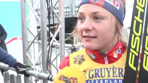 """Caspersen Falla efter VM-guldet: """"Blev överraskad"""""""