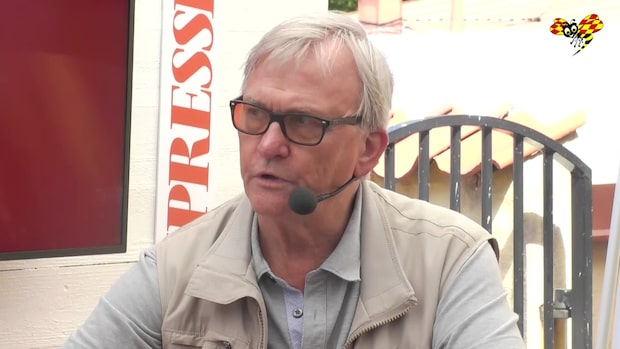 """CNN TALK: Klas Bergling om året efter Tim """"Avicii"""" Berglings bortgång"""