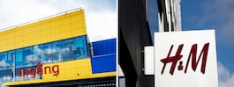 Bolag med kopplingar till Ikea går in i H&M