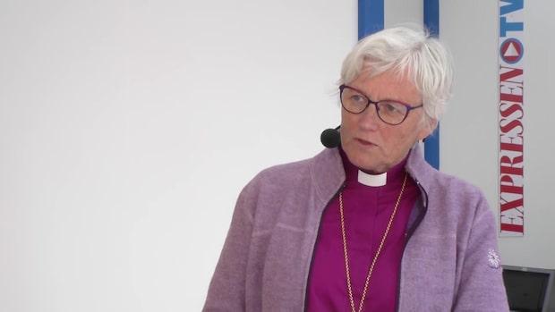 """Antje Jackelén: """"Notre Dame blev allas Notre Dame"""""""