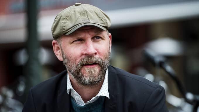 Kalle Lind är radioprofil, författare och medarbetare på Expressens/Kvällspostens kultursida. Foto: CHRISTIAN ÖRNBERG