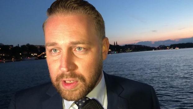 Mattias Karlsson: Då är vi beredda att ta emot kvotflyktingar