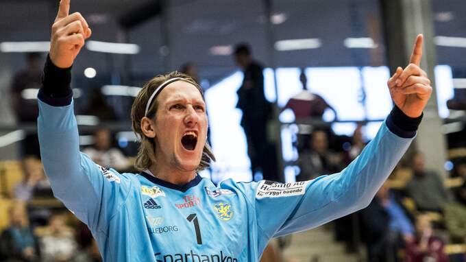 Anders Perssons – matchens lirare. Foto: PETTER ARVIDSON / BILDBYRÅN