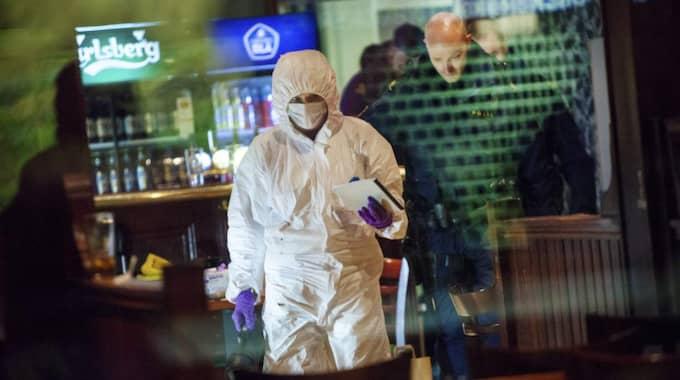 År 2015 var ett mörkt år i Västsverige. Över 30 personer bragdes om livet på brutala sätt. Foto: Henrik Jansson