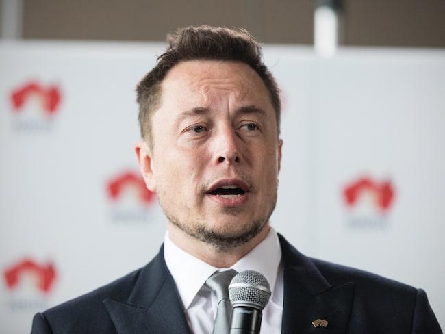 Teslagrundaren Elon Musk menar att artificiell intelligens är vår civilisations största hot.