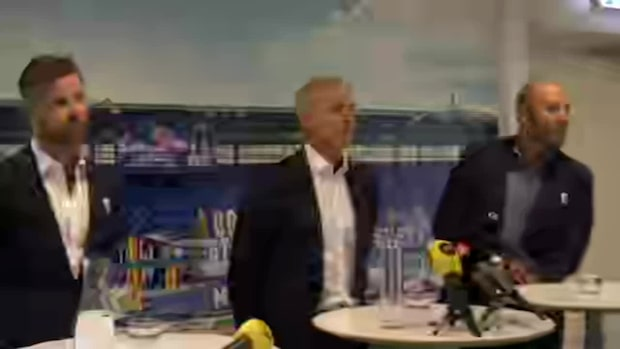 """Roland Nilssons första ord        i Blåvitt: """"Är glad och stolt"""""""