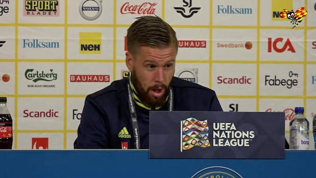 "Pontus Jansson om Dejan Kulusevski: ""Behöver inte stressa"""