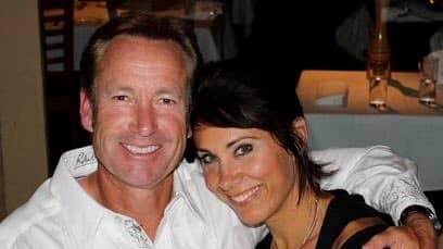 Ken och Sandra Flach. Foto: TWITTER