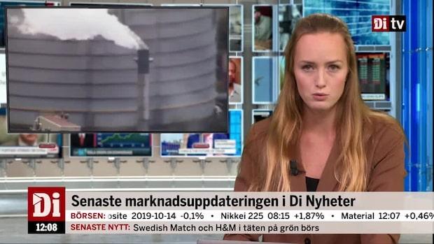 Di Nyheter: Klöckner rasar på Frankfurtbörsen