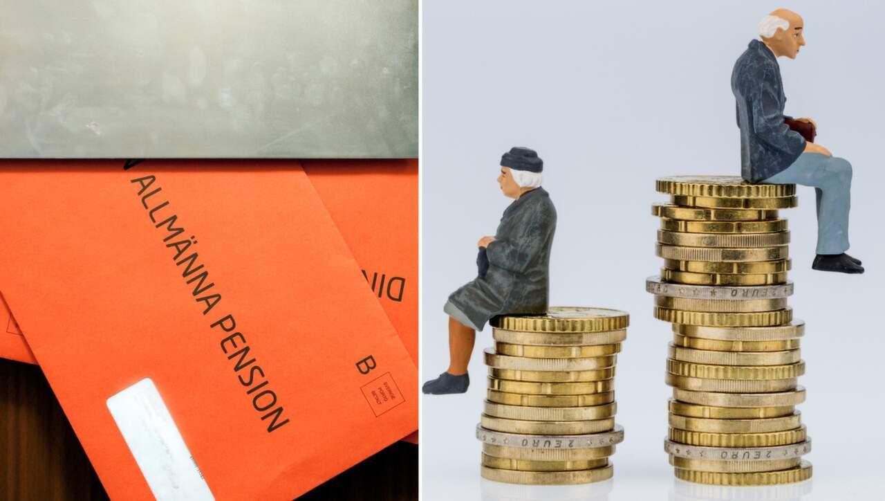 Sa lange betalas pensionen in 2