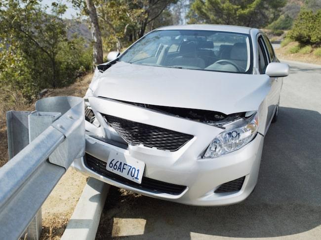 Kunderna hade ingen aning om att bilarna de köpt var krockskadade objekt från USA. Bilen på bilden har inget samband med åtalet.