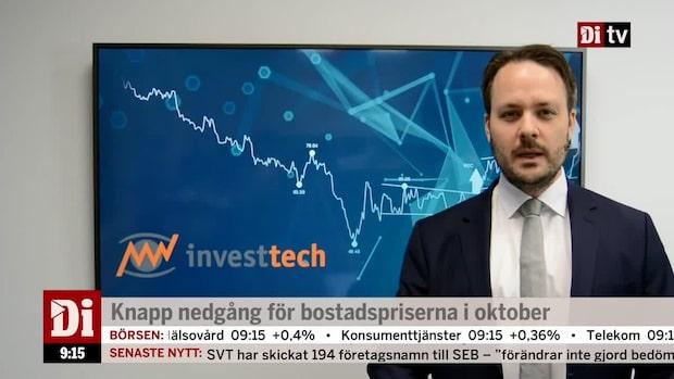 Teknisk analys från Investtech.com: Hexatronic