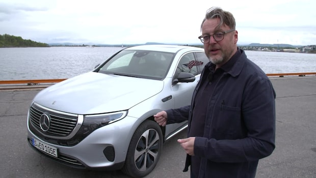 Allt om Bilar provkör Mercedes EQC