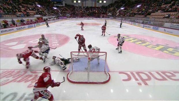 Höjdpunkter: Timrå-Örebro