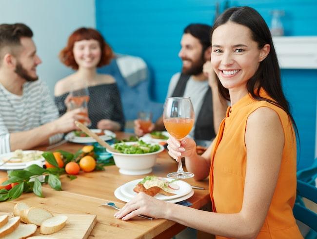 Att förändra kosten och äta rätt kan göra dig både frisk och smal.