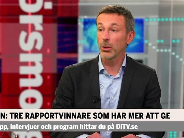 Ekmans aktietips: Rapportvinnaren har mer att ge