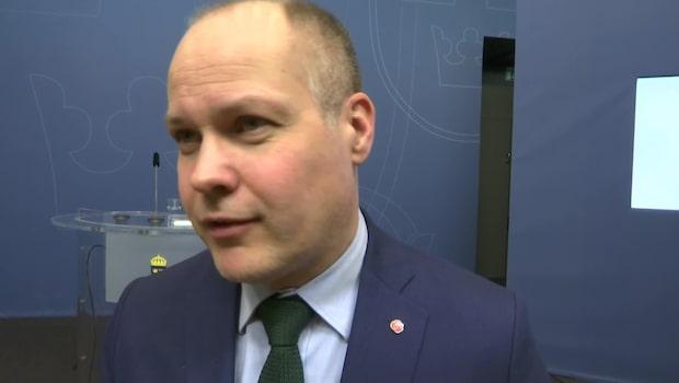 """Morgan Johansson (S): """"Fusk med folkbokföringen är nyckelfaktor för kriminella"""""""