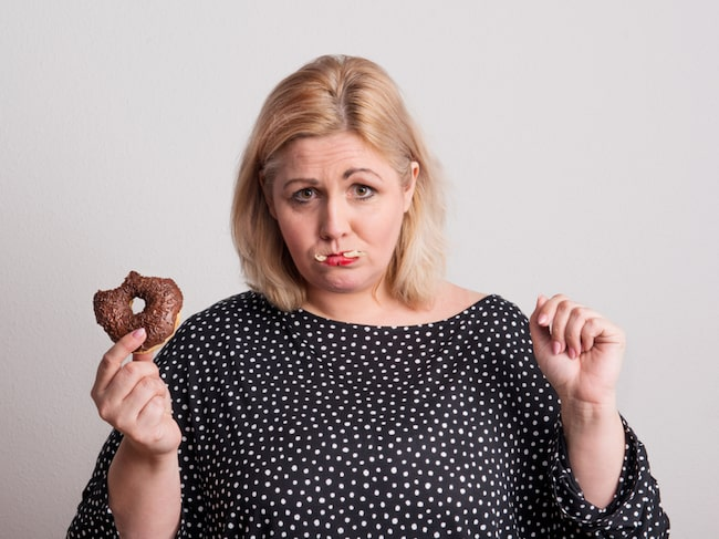 Beror fetma på att man äter onyttigt? Nej, så enkelt är det inte. Forslaren Erik Hemmingsson spräcker myterna kring övervikt.