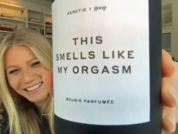 """Stjärnans nya doftljus: """"Luktar som min orgasm"""""""