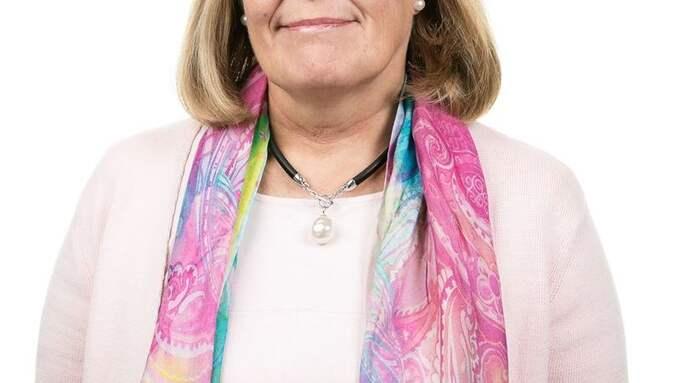 """""""Det är oroande att framtidstron i handeln minskar"""", säger Karin Johansson på Svensk handel. Foto: Pressbild"""