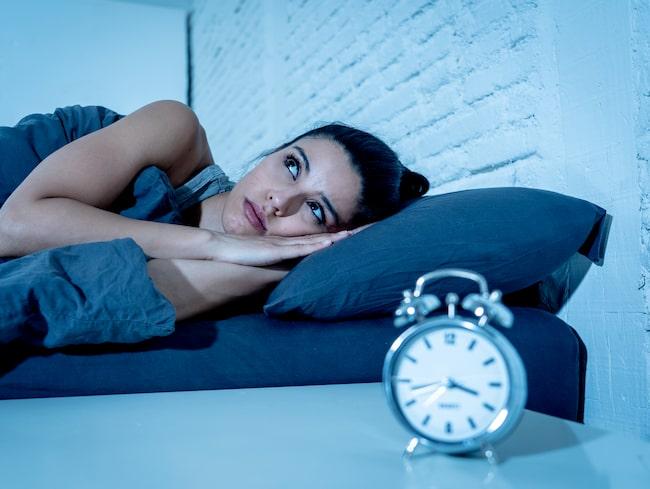 Testa de här knepen om du har svårt för att sova.