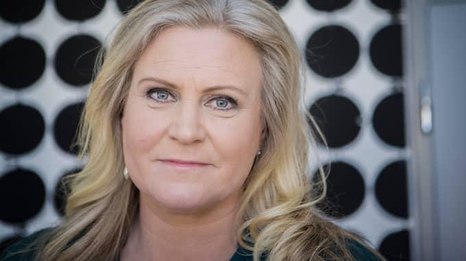 """Camilla Kvartoft uttrycker sorg över att """"Veckans brott"""" går i graven. Foto: MICHAELA HASANOVIC"""