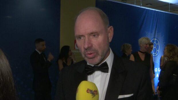"""Ravelli om tv-jobbet: """"Trodde det var ett practical joke"""""""