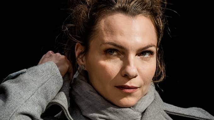 Sofia Ledarp i Jag är en annan nu. Foto: Sören Vilks.